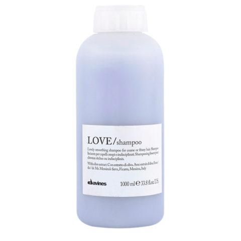 Davines Essential hair care Love smooth Shampoo 1000ml