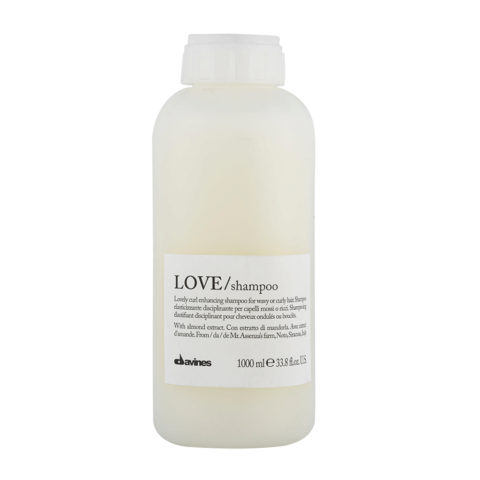 Davines Essential hair care Love curl Shampoo 1000ml - Ausgleichendes Shampoo
