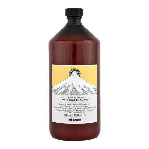 Davines Naturaltech Purifying Shampoo 1000ml