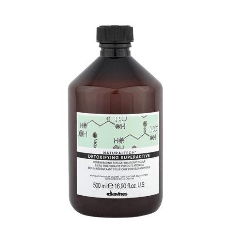 Davines Naturaltech Detoxifying Superactive 500ml