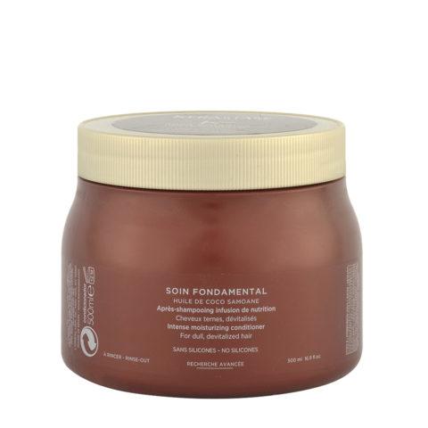 Kerastase Aura Botanica Soin Fondamental 500ml - Haarkur natürlichen Ursprungs für 48 Stunden haltbare Pflege