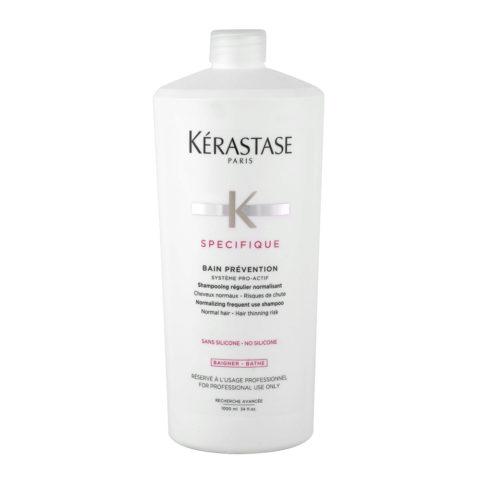 Kerastase Specifique Bain Prevention 1000ml - Shampoo zur Vorbeugung von Haarausfall