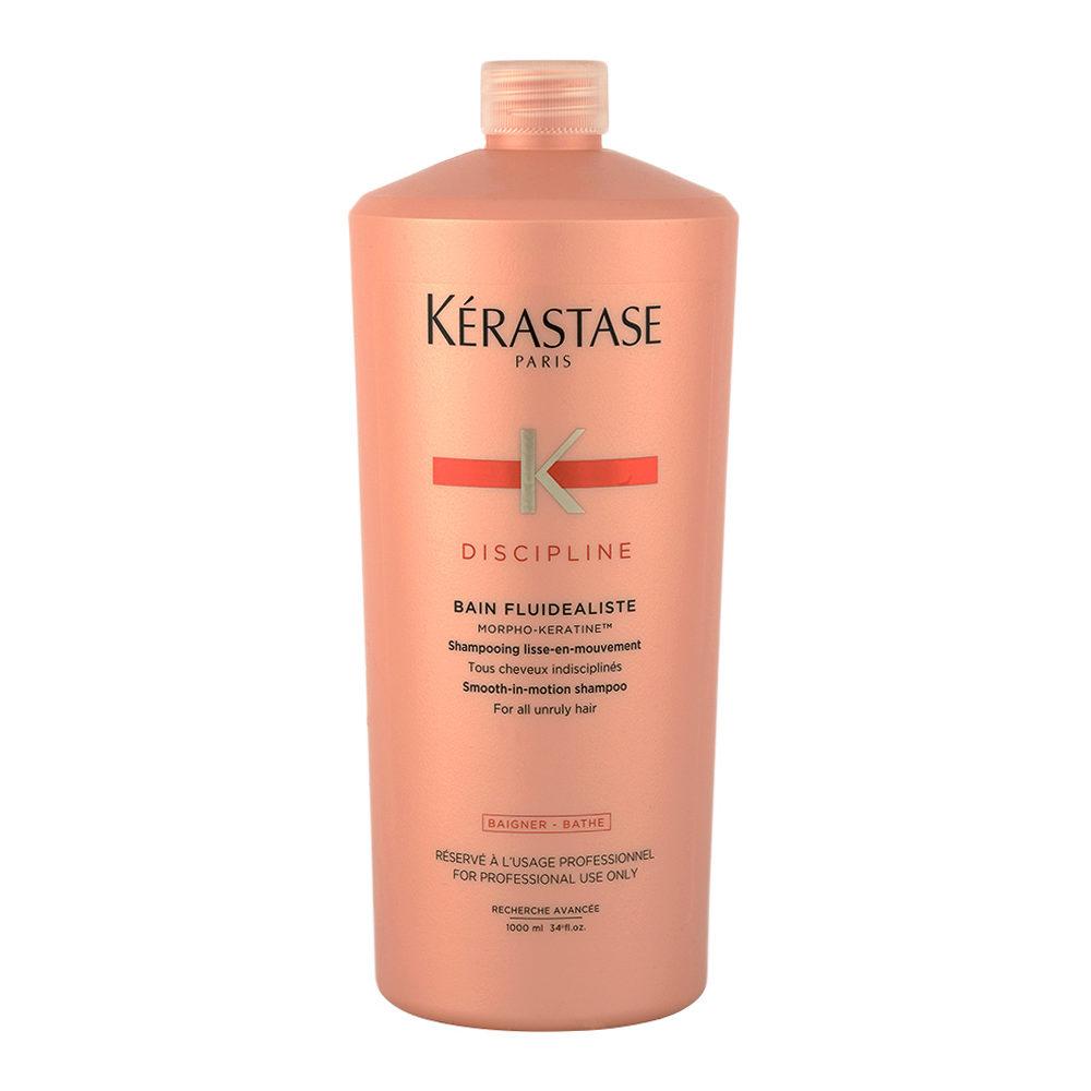 Kerastase Discipline Bain Fluidealiste 1000ml - Shampoo Antifrizz