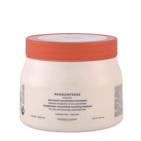 Kerastase Nutritive Masquintense Fine Hair 500ml - tiefenpflegende Behandlung für feines und trockenes Haar