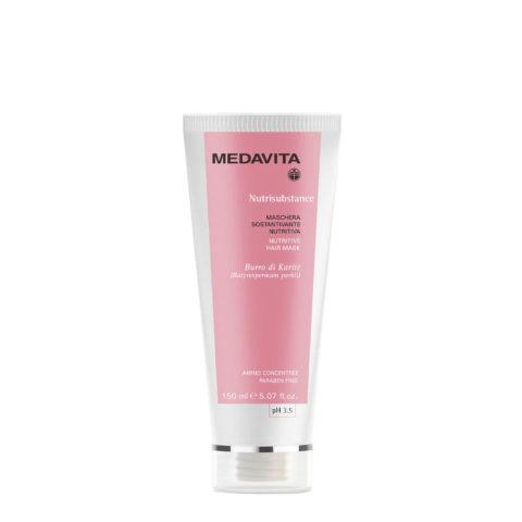 Medavita Lenghts Nutrisubstance Nutritive hair mask pH 3.5  150ml - pflegende Haarmaske