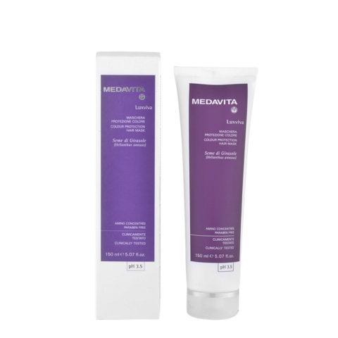 Medavita Lenghts Luxviva Colour Farbschutzmaske pH 3.5  150ml