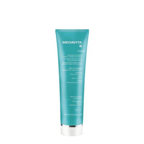 Medavita Lunghezze Solarich Intensive Restructuring Aftersun Hair Mask 150ml - pflegende After Sun Haarmaske
