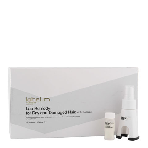 Label M Lab Remedy Dry&Damaged Hair 24x10ml