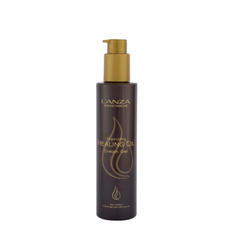 L' Anza Healing Oil Cream Gel 200ml