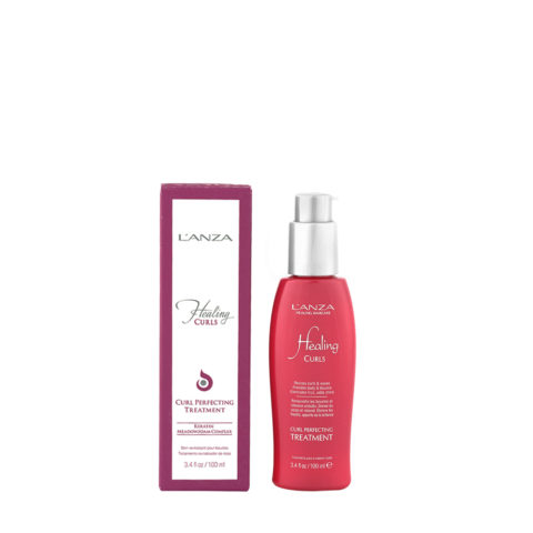 L' Anza Healing Curls Curl Perfecting Treatment 100ml