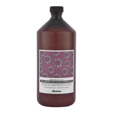 Davines Naturaltech Replumping Hair filler Superactive 1000ml