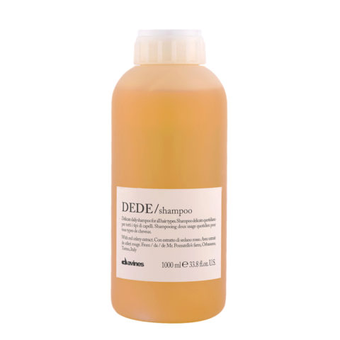 Davines Essential hair care Dede Shampoo 1000ml - Mildes Shampoo