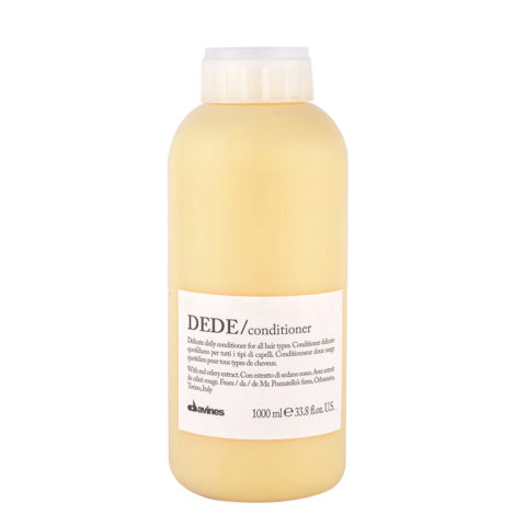 Davines Essential hair care Dede Conditioner 1000ml - Conditioner für alle Haartypen