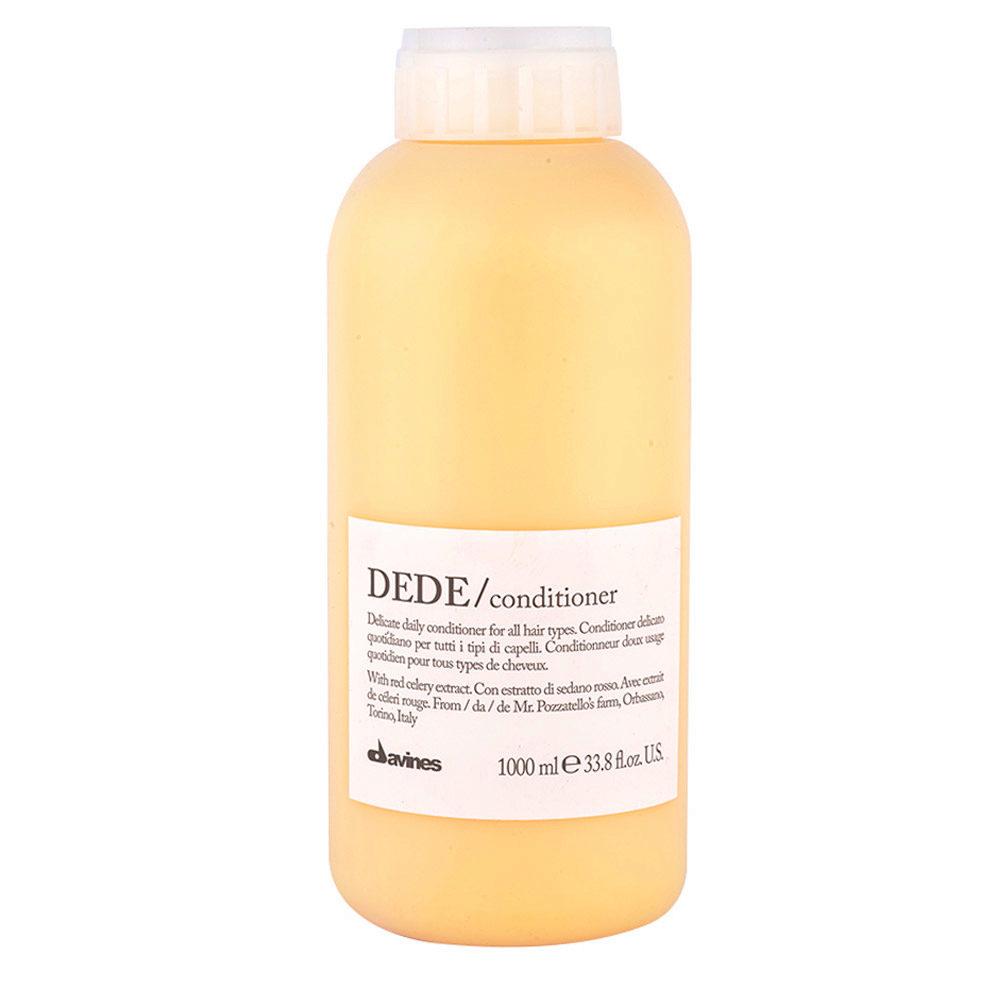 Davines Essential hair care Dede Conditioner 1000ml - Conditioner für alle Haartypen