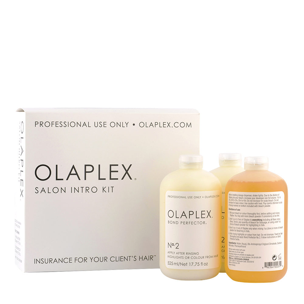 Olaplex Salon Intro Kit n 1 525ml   2x n 2 525ml