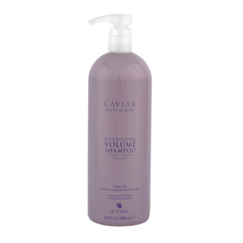 Alterna Caviar Volume Anti aging bodybuilding shampoo 1000ml