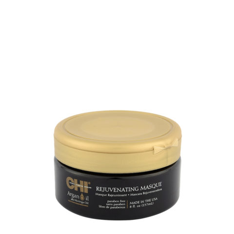 CHI Argan Oil plus Moringa Oil Rejuvenating Masque 237ml - Verjüngende Haarmaske