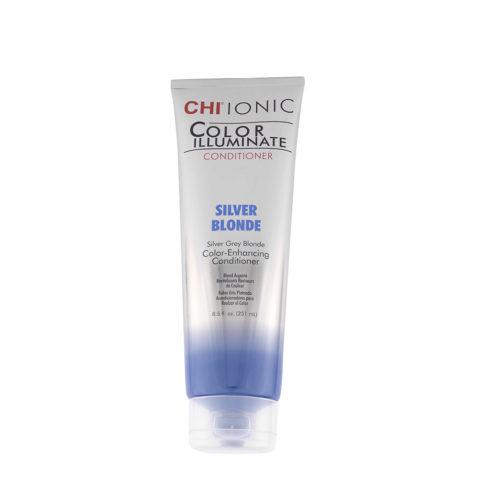 CHI Ionic Color Illuminate Conditioner Silver Blonde 251ml - Silverblond