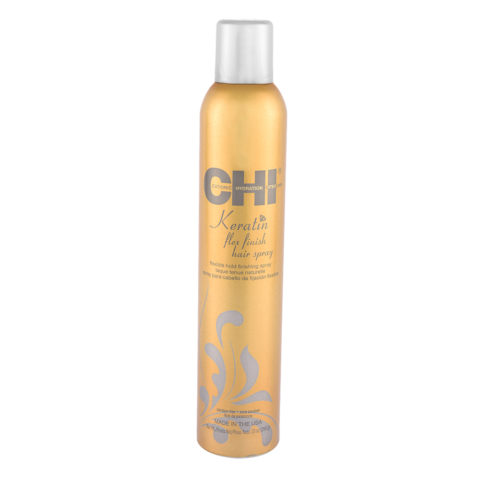 CHI Keratin Flex Finish Hairspray 284gr - Flexibles Haarspray