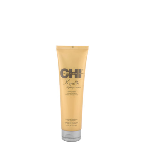 CHI Keratin Styling Cream 133ml - Pflegende Styling Cream