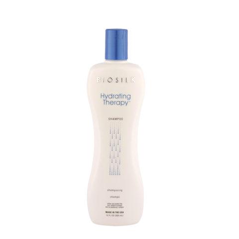 Biosilk Hydrating Therapy Shampoo 355ml - feuchtigkeitspendendes Shampoo