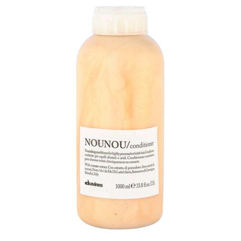 Davines Essential hair care Nounou Conditioner 1000ml - nährende