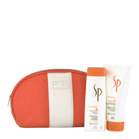 Wella SP After sun Shampoo 250ml Conditioner 200ml gratis Beutel