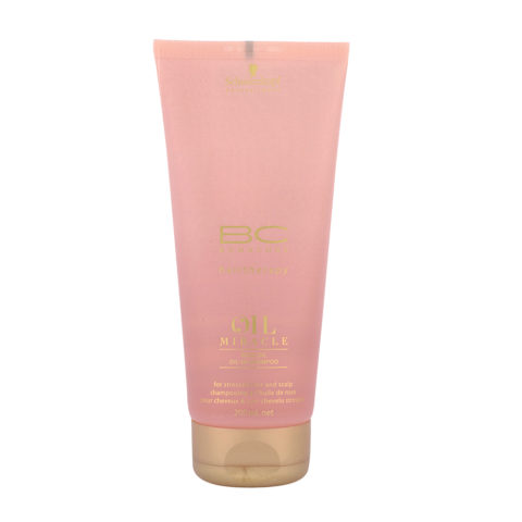Schwarzkopf Professional BC Oil miracle Rose oil Hair & scalp Shampoo 200ml