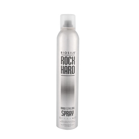 Biosilk Rock Hard Styling Spray 284gr
