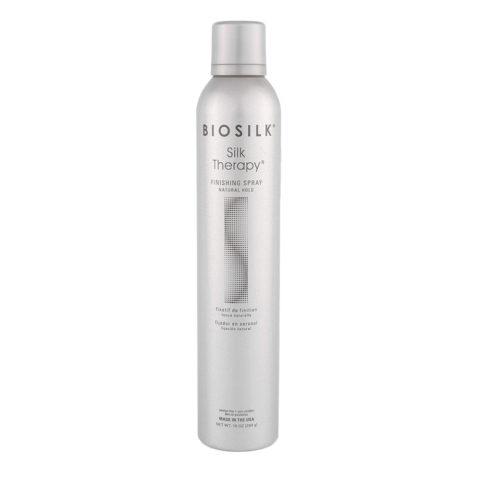 Biosilk Silk Therapy Styling Finishing Spray Natural Hold 284gr natürlicher Haarlack