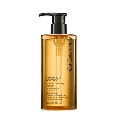 Shu Uemura Cleansing Oil Shampoo for dry scalp 400ml