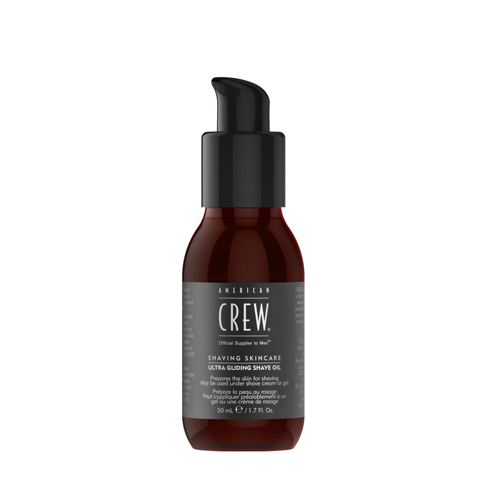 American crew Shave Ultra Gliding Shave Oil 50ml