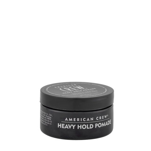 American Crew Style Heavy Hold Pomade 85gr - glänzendes Wachs