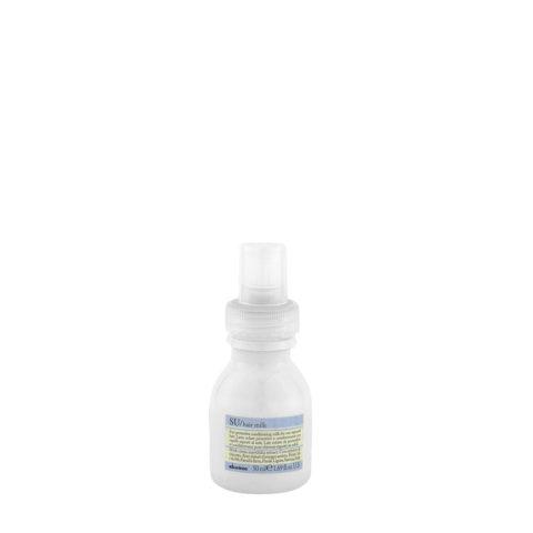 Davines SU Milk 50ml - Schützende Feuchtigkeitsmilch