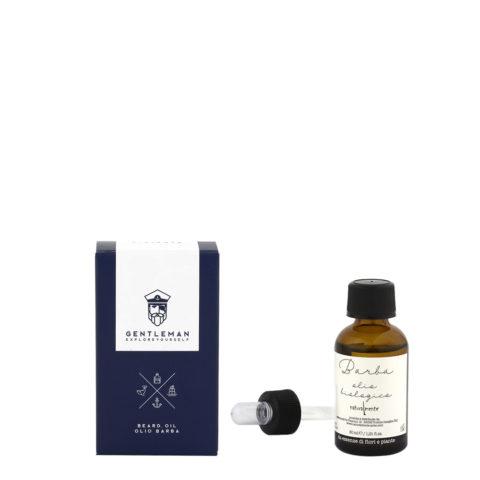 Naturalmente Gentleman Beard Oil 30ml