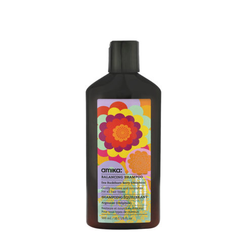 amika: Treatment Balancing Shampoo 300ml - balancierendes Shampoo