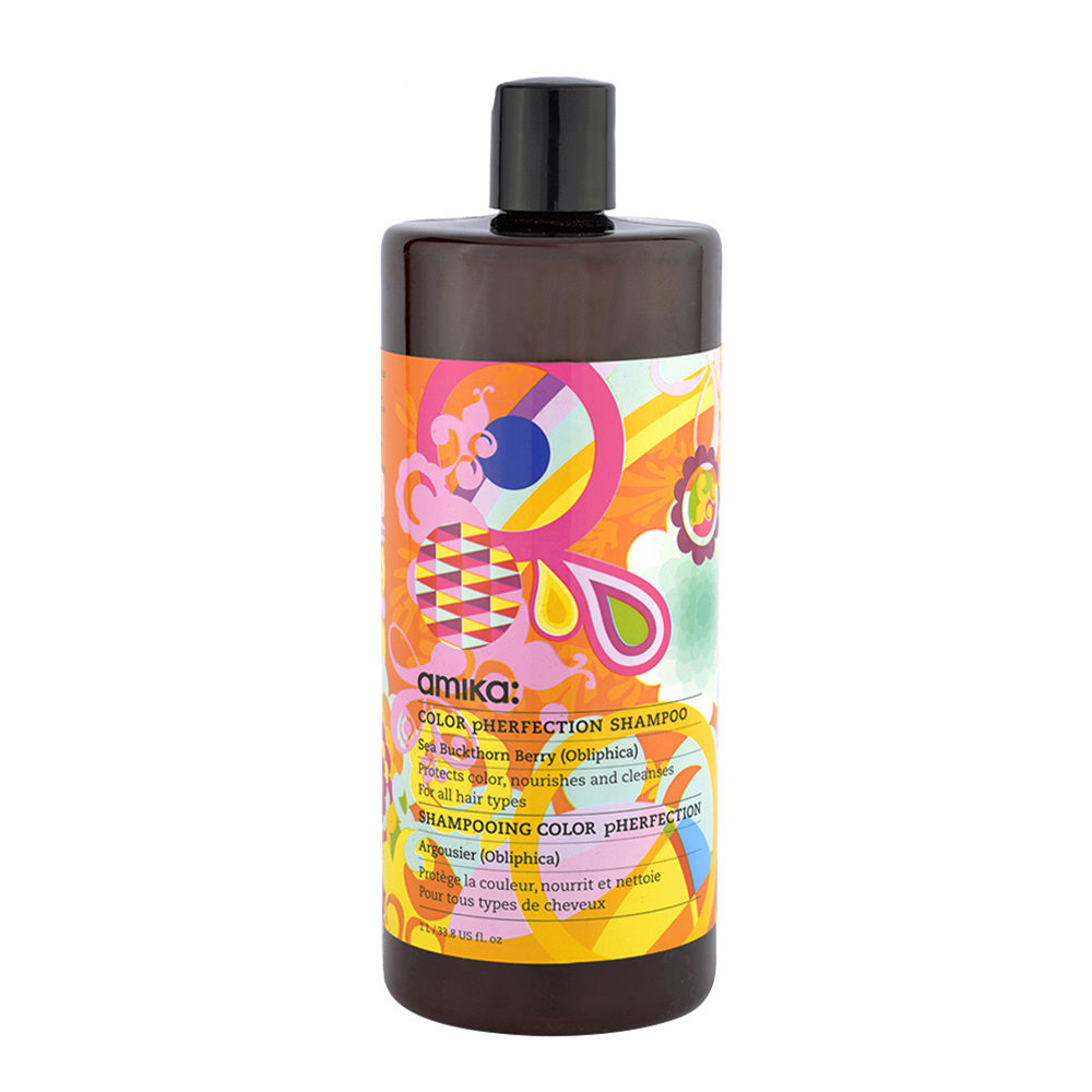 Amika Treatment Color Pherfection Shampoo 1000ml Natürliches