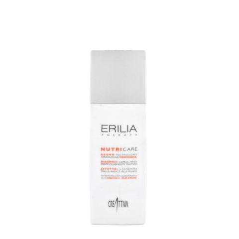 Erilia Nutri care Bagno nutrizione idratazione profonda 250ml - feuchtigkeitsspendendes Shampoo