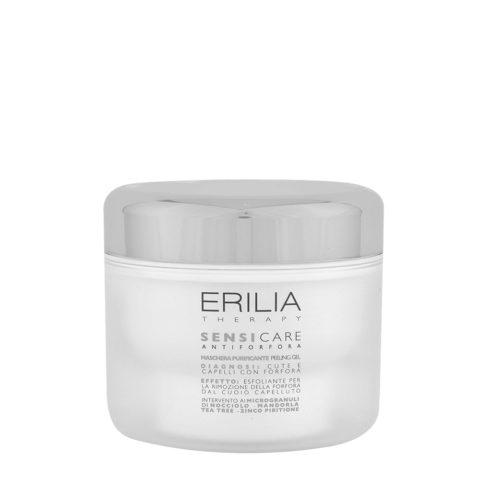 Erilia Sensicare Maschera Purificante Peeling Gel 200ml - Reinigungsmaske