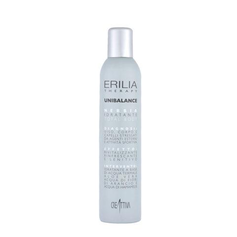 Erilia Unibalance Nebbia Idratante Total Body 300ml feuchtigkeitsspendender Nebel