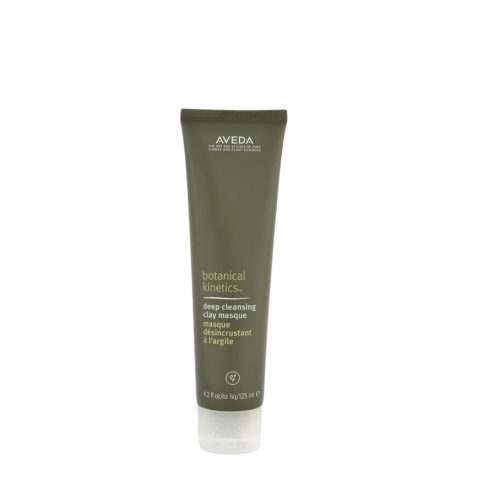 Aveda Skincare Botanical Kinetics Deep Cleansing Clay Masque 125ml - Gesichtsmaske mit Ton