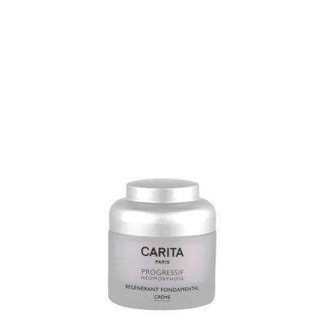 Carita Skincare Progressif Néomorphose Régénérant Fondamental Crème Revitalisante Réparatrice 50ml - Reparierende Creme