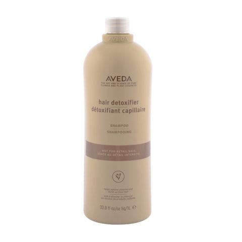 Aveda Hair Detoxifier Shampoo 1000ml - Detox Shampoo