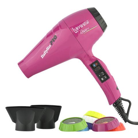 Babyliss Pro Haartrockner BAB6350IFE Luminoso Rosa