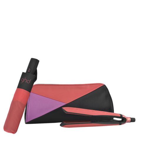 GHD Pink Blush Platinum Limited Ed. - glätteisen platinum   Ombrello GHD omaggio