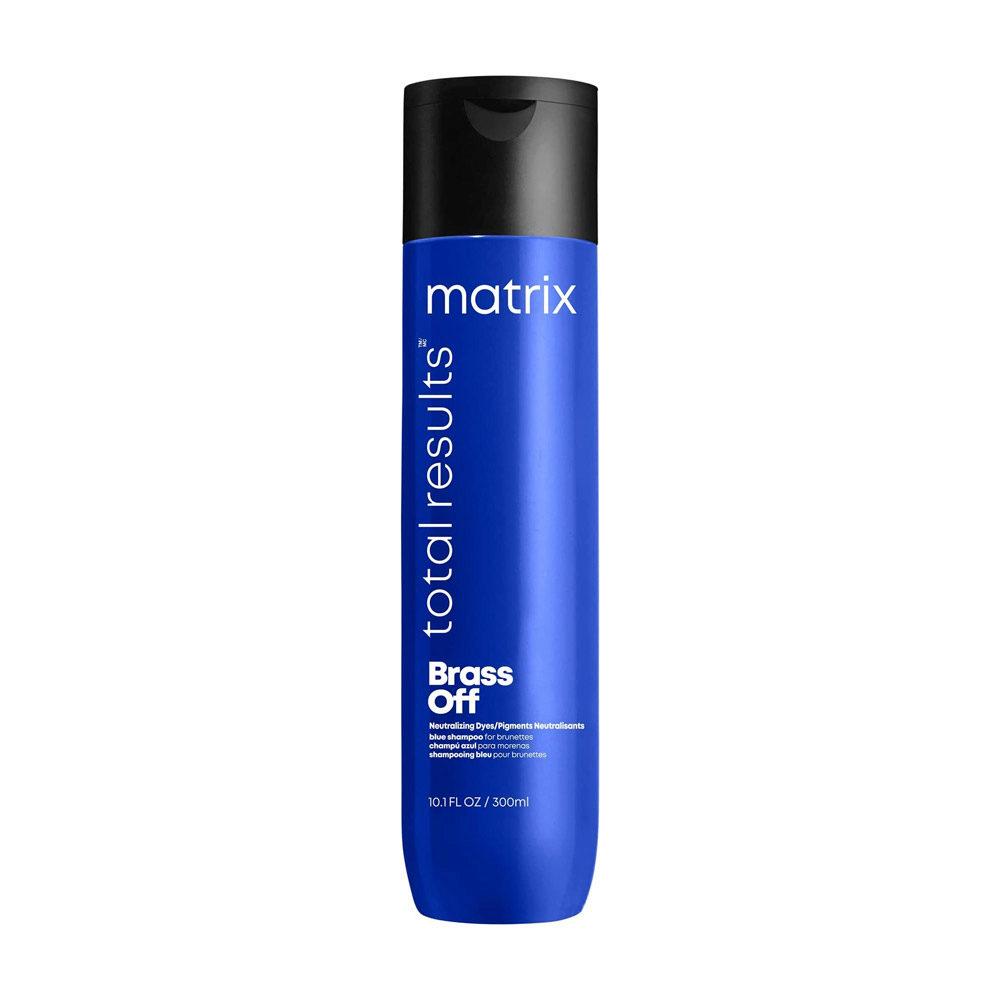 Matrix Total Results Brass Off Shampoo 300ml - Kupferreflexe Neutralisierung