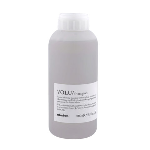 Davines Essential hair care Volu Shampoo 1000ml - Volumen Shampoo