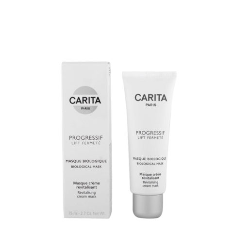 Carita Skincare Progressif Lift fermeté Masque biologique 75ml