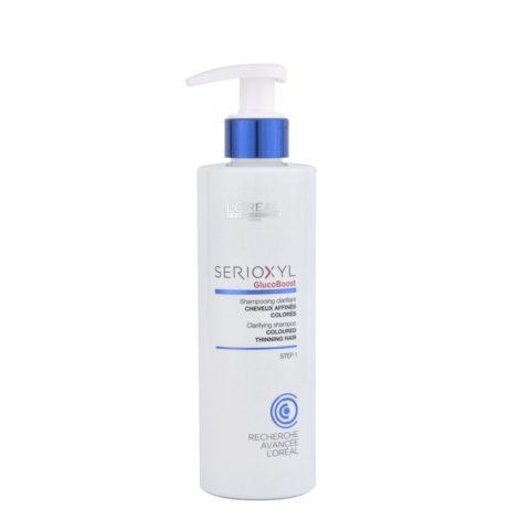 L'Oreal Serioxyl Clarifying shampoo coloriertes Haar 250ml
