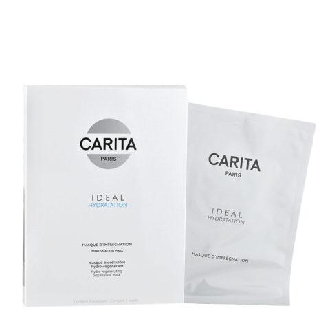 Carita Skincare Ideal hydratation Masque d'Impregnation x5 - Feuchtigkeitsmaske